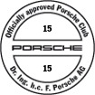 Officially approved Porsche Club 15